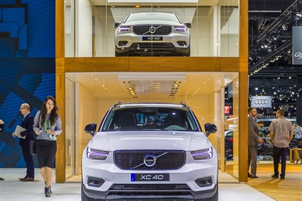 Care by Volvo: Click, Subscribe and Drive the new XC40 starting at an all-inclusive $600 per month