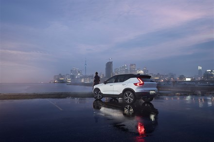 Volvo XC40 rides strong order numbers towards China launch