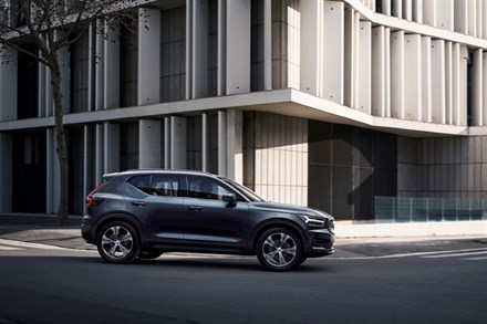 Volvo Cars global sales up 12.2 per cent in April