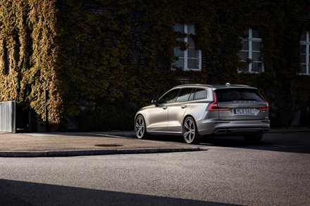 New Volvo V60 - Care by Volvo