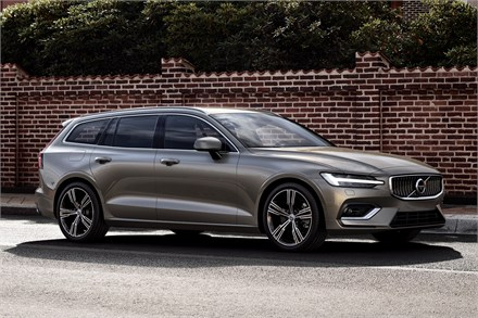 Volvo Cars Unveils the New Volvo V60