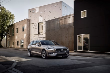 New Volvo V60 - reveal film
