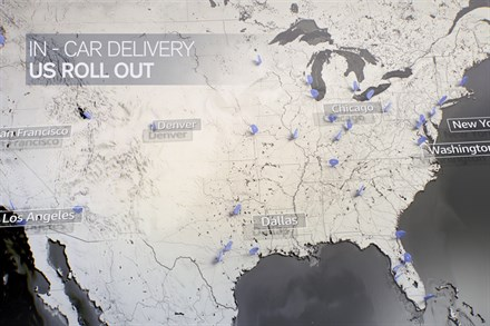 Volvo Cars adds in-car delivery by Amazon Key to its expanding range of connected services