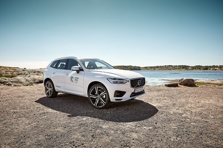 Volvo Cars endorses G7 Ocean Plastics Charter, supporting its industry-leading commitment to reducing plastics pollution