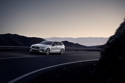 Volvo Cars reports best ever first half sales