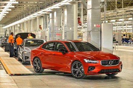 Volvo Car USA posts eighth straight month of growth