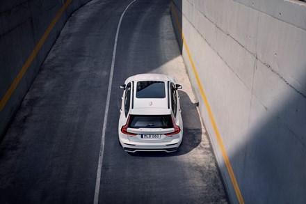 New Volvo V60 R-Design