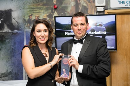 Marketing initiative honour for Volvo's Human Made Stories in Car Dealer Power Awards