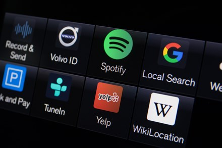 Volvo adds 'big data' to every new car it sells in the UK