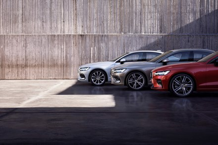 Volvo Car Financial Services Offers Nationwide F I Solution