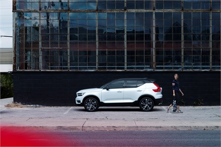 Volvo XC40 Named 2019 Best New Model and Best Subcompact Luxury SUV by Kelley Blue Book
