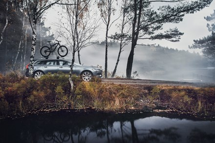 Volvo V90 Location