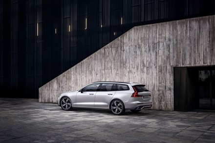 Volvo Car USA Announces Model Year 2019 V60 Pricing