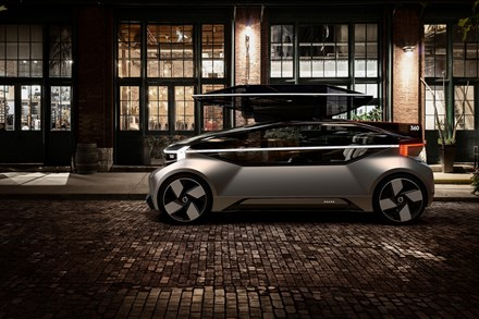 Volvo 360c Launch Film