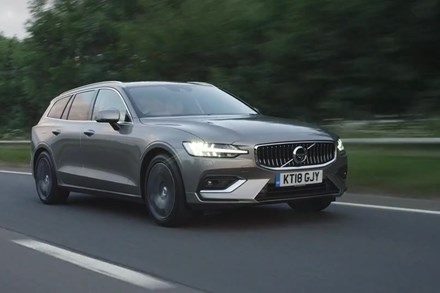 Volvo V60 b-roll – exterior and dynamic footage