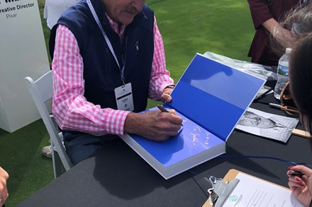 Volvo and Stan Smith Use Art and Design to Help Kids in Need and Students Succeed