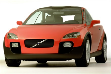 Volvo Named 2002 Concept Car Of The Year