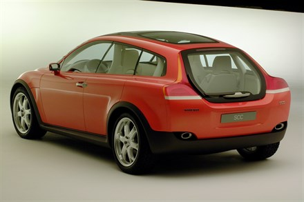 Volvo Safety Concept Car makes driving that much safer - Volvo Car