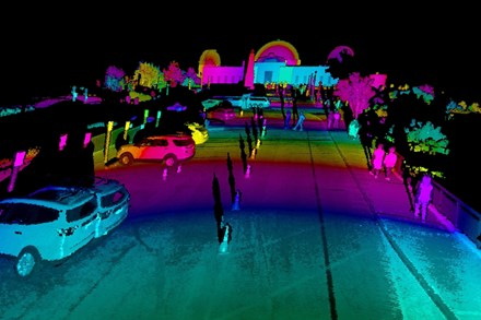 Volvo Cars and Luminar show groundbreaking autonomous technology development at Automobility LA 2018