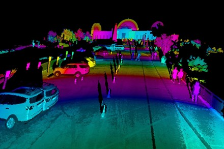 A-roll with Henrik Green and Austin Russell - Volvo Cars and Luminar AD Technolodgy development