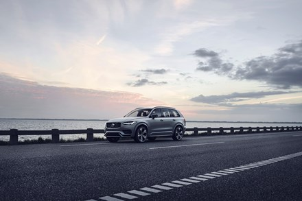 Volvo Cars introduces refreshed Volvo XC90 SUV
