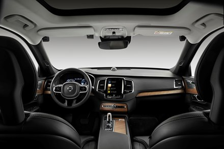 Volvo Cars to deploy in-car cameras and intervention against intoxication, distraction
