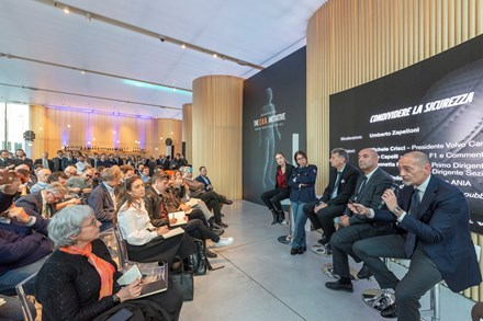 Volvo Studio Milano - Volvo Safety Moment 2019