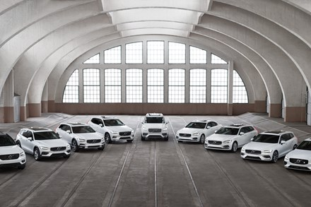 Full car range