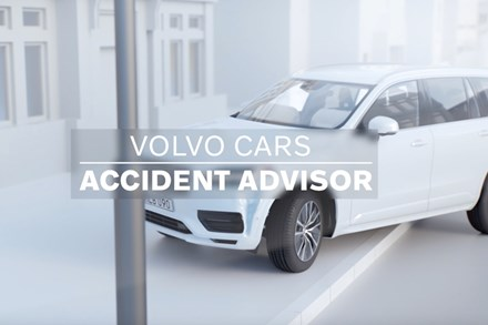 Volvo Car USA Launches Post-Accident Guidance Service