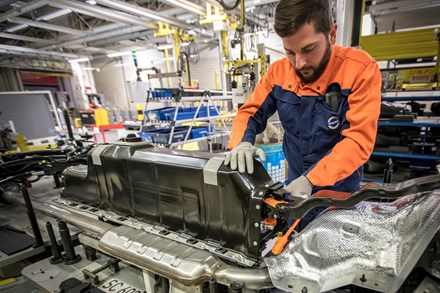 Volvo Car Group signs multi-billion dollar battery supply deals with CATL and LG Chem
