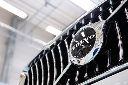 Volvo Cars reopens Torslanda manufacturing plant and offices in Sweden