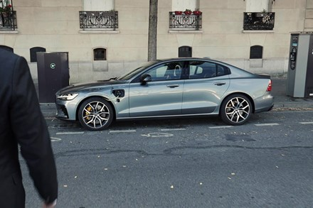 Nouvelle Volvo S60 T8 Twin Engine Polestar Engineered - Teaser - Dynamique