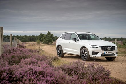 Double award for Volvo SUVs in Auto Trader New Car Awards