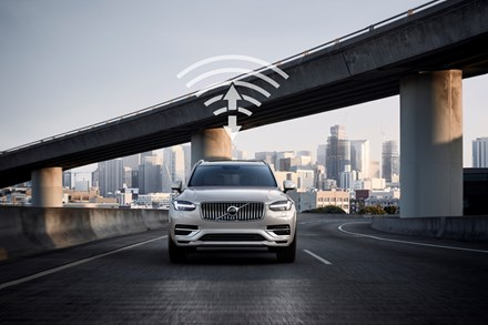 Volvo Cars et China Unicom collaborent au développement de la technologie 5G en Chine