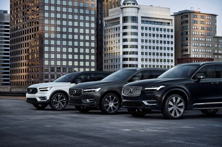 Volvo Cars reports global sales of 39,742 cars in February