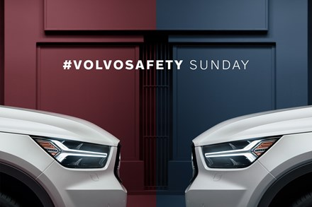 Volvo to give away $1 million in cars if a safety is scored during the big game