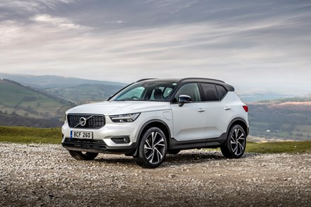 Volvo Car UK takes trading challenges in its stride to register significant sales increase during first quarter of 2021