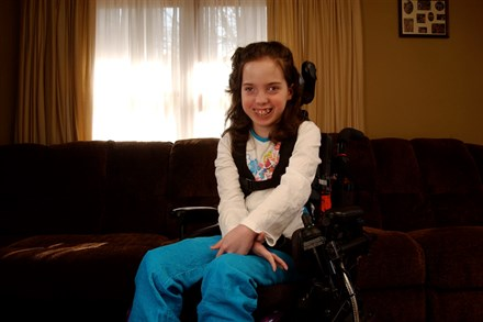 Volvo Names First Alexandra Scott Butterfly Award Winner