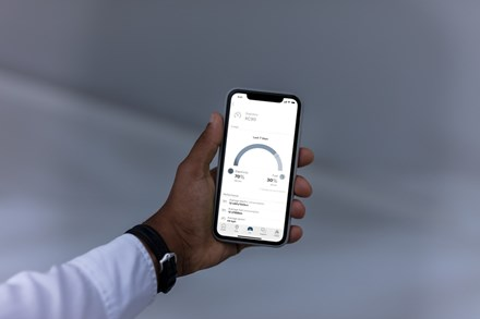 Volvo on Call smartphone app now gives plug-in drivers insight into electric driving patterns