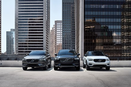 Volvo Car USA posts 15.2 percent sales growth in December, closes 2020 up 1.8 percent