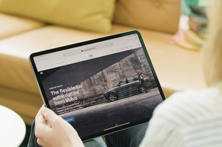 Volvo Cars launches new Care by Volvo subscription service in the UK