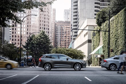 Volvo Cars reports 7.2 per cent global sales growth in August
