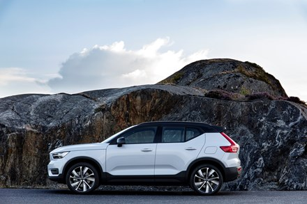 Volvo Cars reports 4.8 per cent global sales growth in September