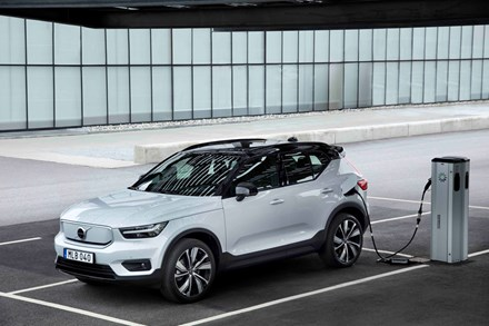 Volvo Car USA announces pricing and access to nationwide charging network for its first pure electric vehicle, the XC40 Recharge