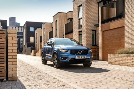 Volvo SUVs claim double honours in 2021 Company Car Today CCT100 Awards