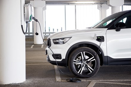 Volvo Cars to become a circular business by 2040