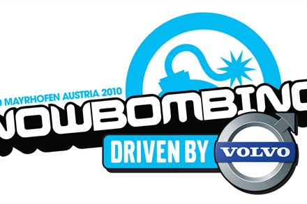 VOLVO CAR UK IS PLEASED TO ANNOUNCE PARTNERSHIP WITH SNOWBOMBING 2010