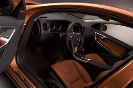 Volvo S60 Interior Studio (0:56) - Volvo Car Group Global Media Newsroom