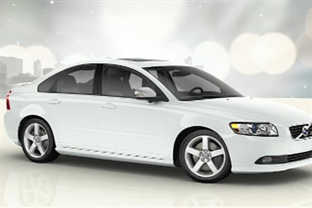 Exterior - Volvo S40 - Video Still