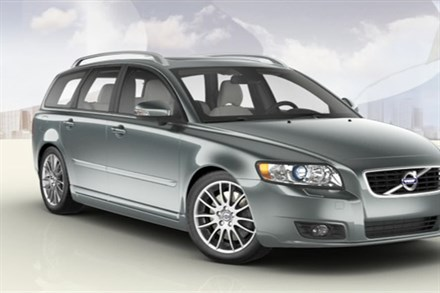 Exterior - Volvo V50 - Video Still